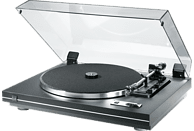 DUAL CS 455-1 Plattenspieler (Schwarz/Finish Silber)