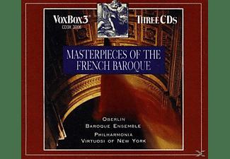 OBERLIN BAROQUE ENS./PHILH VIRTUOSI - Meisterwerke des französischen Barock  - (CD)