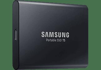 SAMSUNG Portable SSD T5, 1 TB SSD, extern, Schwarz