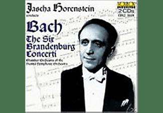 Vienna Symphony Orchestra, Jascha Horenstein - Brandenburgische Konzerte 1-6  - (CD)