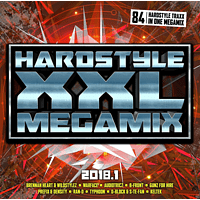 VARIOUS - Hardstyle XXL Megamix Vol.2 [CD]