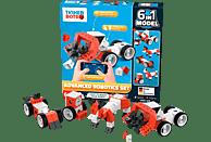 TINKERBOTS Tinkerbots Robotics Advanced Set           Baukastensystem, Mehrfarbig