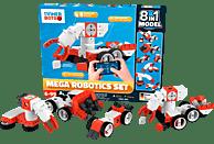 TINKERBOTS Tinkerbots Robotics Mega Set                  Baukastensystem, Mehrfarbig