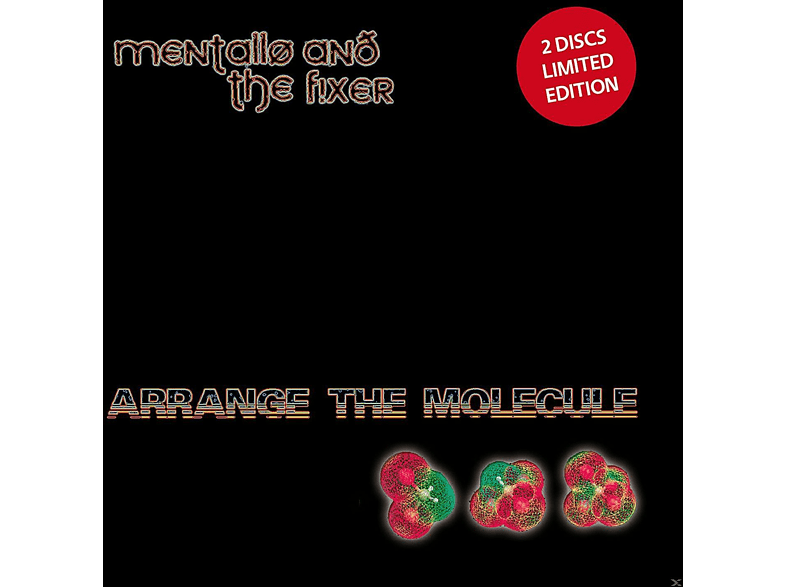 Mentallo & The Fixer - Arrange The Molecule (Limited) [CD]