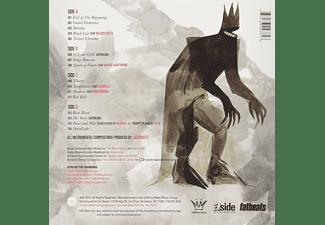 The Black Opera - Libretto: Of King Legend  - (Vinyl)