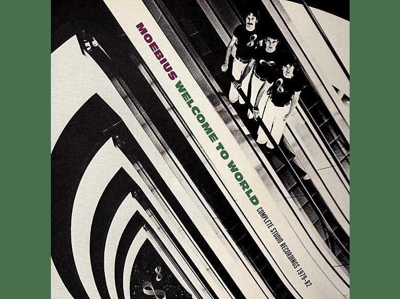 Moebius - Welcome To World (1979-82) [CD]
