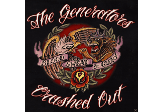 The Generators, Crashed Out - Split  - (EP (analog))