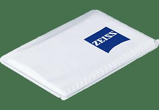 ZEISS 2096-818, Mikrofasertuch, Weiß/Blau