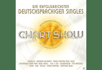 VARIOUS - Die Ultimative Chartshow - -Die Erfolgreichsten Deutschen Singles  - (CD)