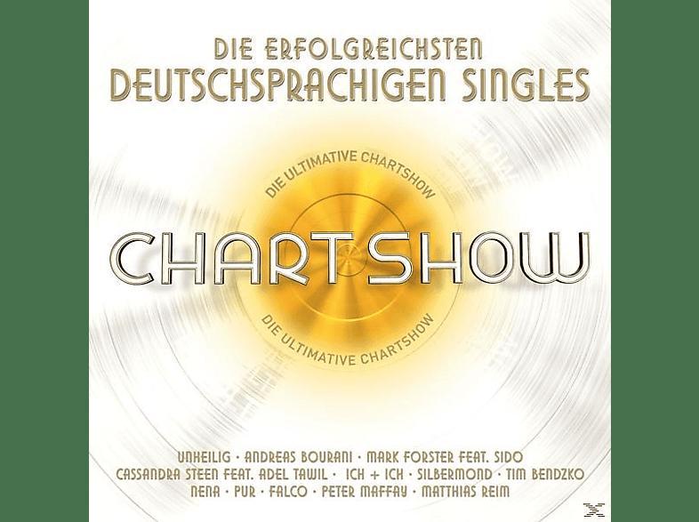 VARIOUS - Die Ultimative Chartshow - -Die Erfolgreichsten Deutschen Singles [CD]