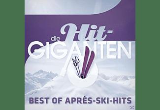 VARIOUS - Die Hit Giganten Best Of Après Ski Hits  - (CD)