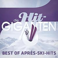 VARIOUS - Die Hit Giganten Best Of Après Ski Hits [CD]