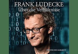 Frank Lüdecke - Über die Verhältnisse  - (CD)