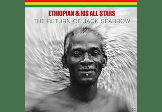 Ethiopian & His All Stars - The Return Of Jack Sparrow  - (CD)