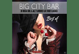 VARIOUS - Big City Bar-Best Of (38 Bossa Soul & Jazz Flavour  - (CD)