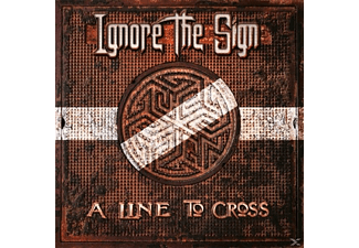 Ignore The Sign - A Line To Cross  - (Vinyl)