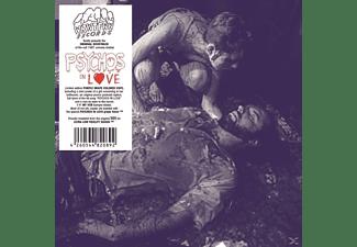 Carmine Capobianco - Psychos In Love (OST)  - (Vinyl)