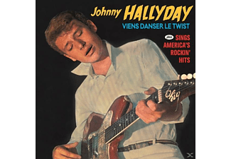 Johnny Hallyday - Viens Danser Le Twist+Sings America's Rockin Hit  - (CD)