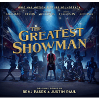 VARIOUS - The Greatest Showman [CD]
