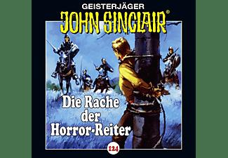 - John Sinclair-Folge 124 - Die Rache der Horror-Reiter  - (CD)