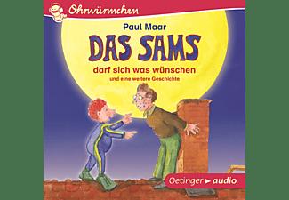 - Ohrwürmchen - Das Sams darf sich was wünschen  - (CD)