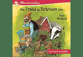Sven Nordqvist - Ohrwürmchen - Wie Findus zu Pettersson kam  - (CD)
