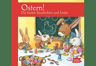 VARIOUS - Ostern! Die besten Geschichten und Lieder   - (CD)