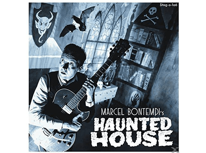 Marcel Bontempi - Haunted House [Vinyl]