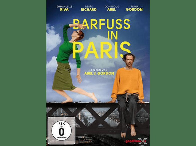 Barfuß in Paris [DVD]