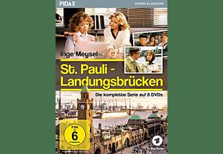 St. Pauli - Landungsbrücken DVD