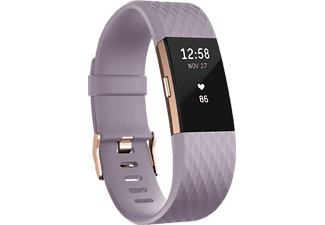 FITBIT Fitbit Charge 2 Lavender Rose Gold  Small