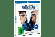Valerian - Die Stadt der tausend Planeten [3D Blu-ray (+2D)]