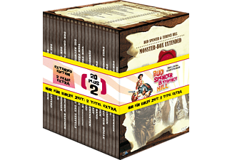 Bud Spencer & Terence Hill Monsterbox Reloaded [DVD]