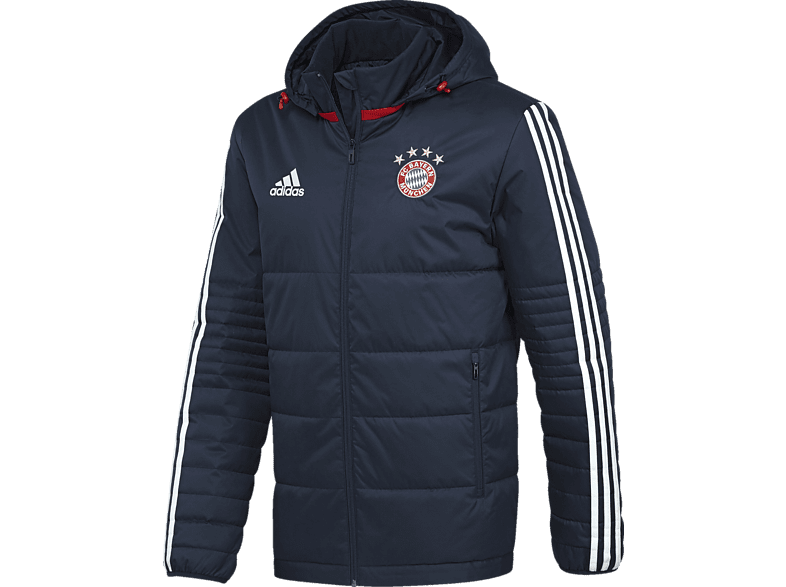 ADIDAS Bayern München Jacke, Blau FC Bayern München MediaMarkt