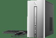 HP Pavilion 570-p003ng, Gaming PC mit Core™ i5 Prozessor, 12 GB RAM, 1 TB HDD, 128 GB SSD, GeForce GTX 1050, 2 GB