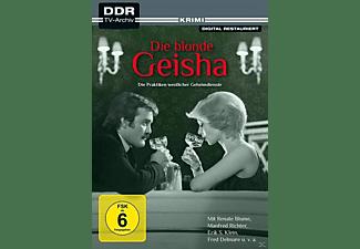 Die blonde Geisha DVD