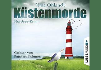 Nina Ohlandt - Küstenmorde  - (CD)