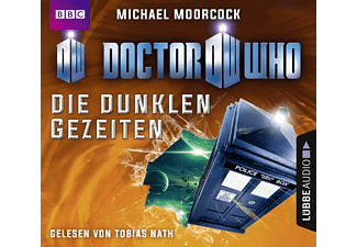 Doctor Who-Die dunklen Gezeiten - 4 CD - Science Fiction/Fantasy