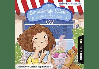 Heike Eva Schmidt - Der zauberhafte Eisladen-Vanille, Edbeer und Magie  - (CD)