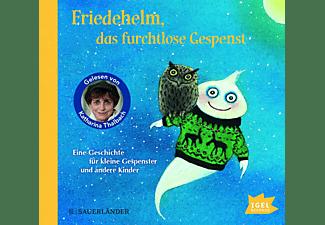Anu Und Friedbert Stohner - Friedehelm, das furchtlose Gespenst  - (CD)