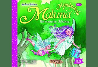 Andrea Schütze - Maluna Mondschein. Ein magischer Schultag  - (CD)