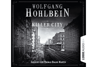 Hohlbein Wolfgang - Killer City  - (CD)