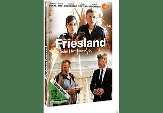 Friesland: Irrfeuer / Krabbenkrieg DVD