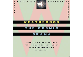 Weatherbox - The Cosmic Drama  - (CD)