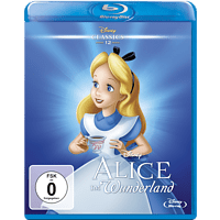 Alice im Wunderland (Disney Classics) [Blu-ray]