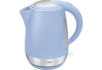 CLATRONIC WK 3691 Cordless Wasserkocher, Blau