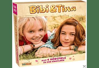 Bibi+tina - Die Kinofilm-Fanbox  - (CD)