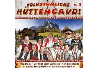 VARIOUS - Volkstümliche Hüttengaudi-Nr  - (CD)