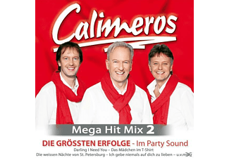 Calimeros - Mega Hit Mix 2-Die größten E  - (CD)