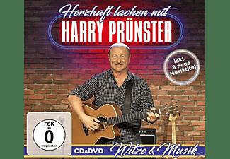 Pruenster Harry - Herzhaft lachen mit Harry Prün  - (CD + DVD Video)